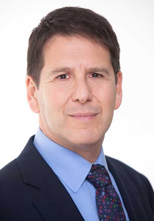 Gavin Robert Non Executive Trustee